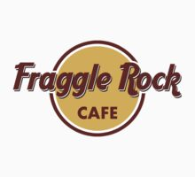 Fraggle Rock Cafe by karlangas