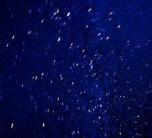 Dark Blue Stars by Jack Cohen