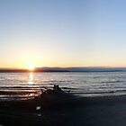 Sunset Panorama  by vulcanandroid
