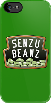 Senzu Magic Beanz by karlangas