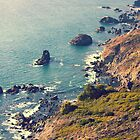California Coast by MissMoll