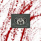 paper street soap with blood from fight club - ipad ltd edition by ludlowghostwalk
