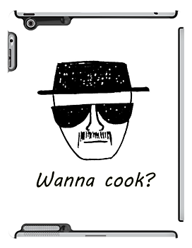 wanna cook walt from breaking bad ipad edtion by ludlowghostwalk