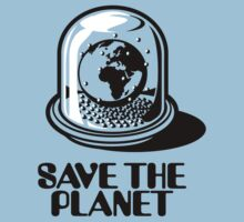 World Snow Globe - Save the Planet by hardwear
