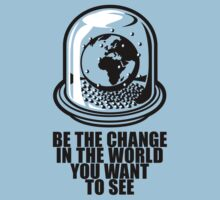 World Snow Globe - Change the World by hardwear