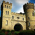 The Castle Cincinnati by Phil Campus