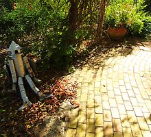 The Tin Man by Olivia Moore