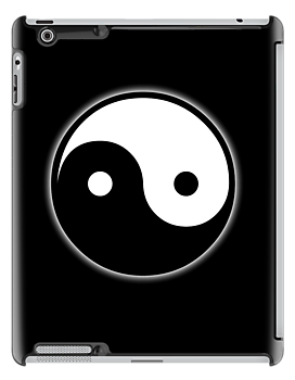YIN YANG iPad by Kevin McLeod