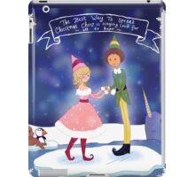 Christmas Cheer - Elf iPad Case/Skin