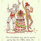 Wibbly Wobbly Timey Wimey Christmas! by AliciaMB