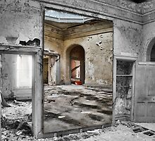 MIRROR DECAY by Rob  Toombs