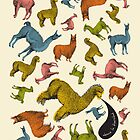Camelids - Abrace la Diversidad by youareconstance