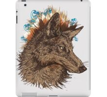 Coyote iPad Case/Skin