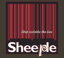 Sheeple StepOutside1 by Paul Fleetham