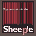 Sheeple StepOutside2 by Paul Fleetham