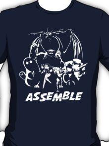 Herculoids Assemble T-Shirt