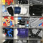 LEGO® Technic Brick Parts Tray by 'Customize My Minifig' by Chillee