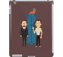 'Die Hard' tribute iPad Case/Skin