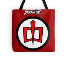 American Hero Tote Bag