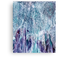 Seabed Beauty Canvas Print