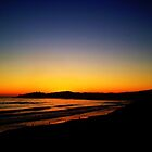 Sunset at Carmel by NuclearJawa