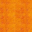 Orange and Yellow Micro Dots by pjwuebker