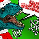 Santa Roars! by digihill