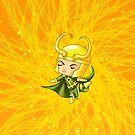 Chibi Loki by artwaste