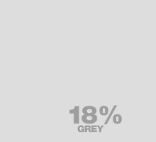 18% Grey Test ipad by Naf4d