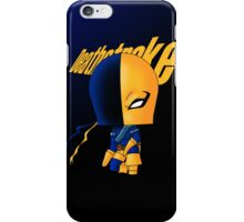 Chibi Deathstroke iPhone Case/Skin