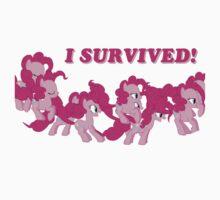 I Survived Pinkie Pie by guiguidu85