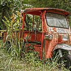 OLD TUK TUK by Karl Willson