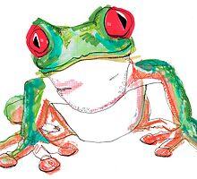 Froglet by caseysplace