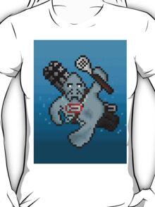 Urf, The Pixel Manatee T-Shirt