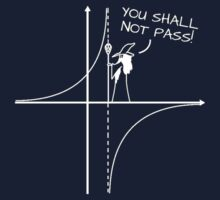 """You Shall Not Pass!!"" - Gandalf Math by FabFari"
