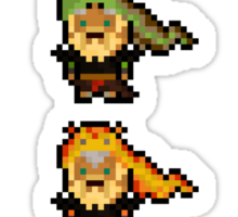 One Pixel Udyr is not enough! Sticker