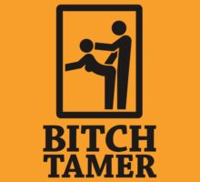 Bitch Tamer 1c (black) by hardwear