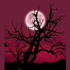 MOON TREE iPad by Kevin McLeod