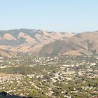 San Luis Obispo Panoramic by judsonphoto