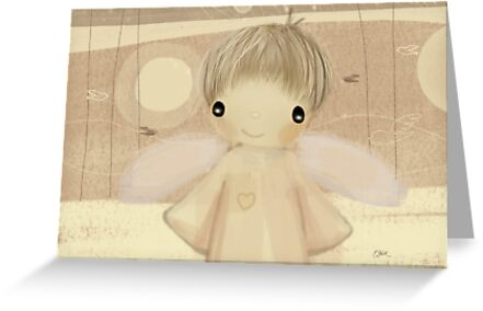 little angel by © Karin  Taylor