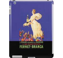 Branca Fernet iPad Case/Skin