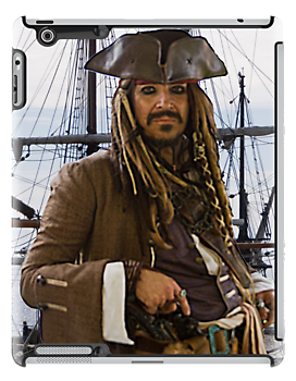 Cap'n Jack iPAD case by Country  Pursuits