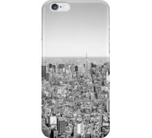 New York Skyline 1 iPhone Case/Skin