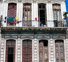 Old building by Katarzyna Siwon