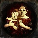 we all wear masks by Beth Conklin