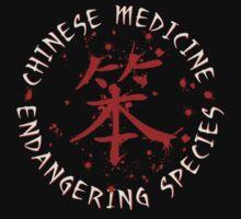 Chinese Medicine by blackiguana