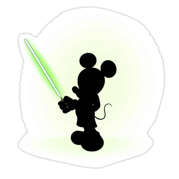 Jedi Mouse (48 Hours Only)   by TeeHut