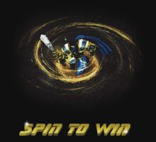 Spin To Win Garen by tychilcote