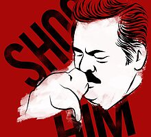 Shoot Him by Hume Creative