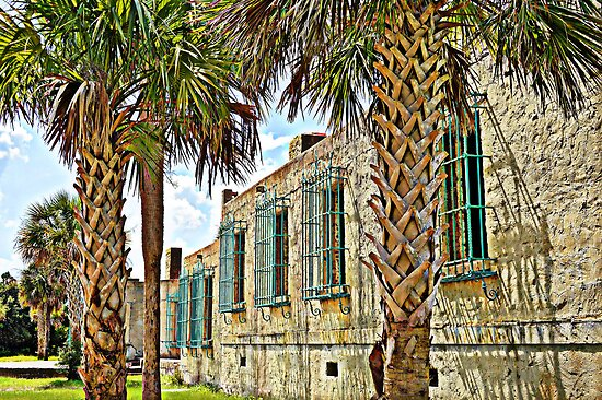 Atalaya Castle in HDR by Dawne Dunton